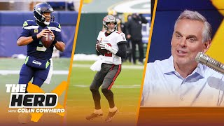 Colin Cowherd makes his first NFC predictions for the 2021 NFL season I NFL I THE HERD