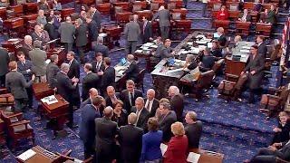 U.S. Government Shuts Down After Senate Negotiations Fizzle