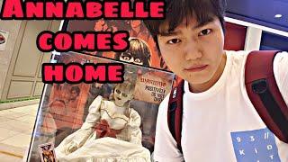ANNABELLE COMES HOME TRAILER 2 reaction!!!