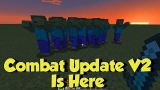 Minecraft's 11 Changes To Combat - New 1.15 Snapshot