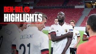 Denmark 0-2 Belgia Matchday 1