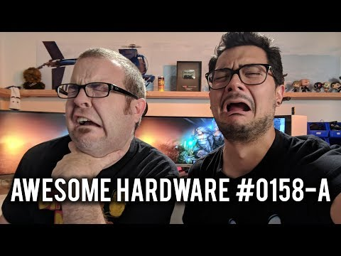 Awesome Hardware #0158-A: Threadripper 2990WX Vs. Intel 28-Core, 10nm Woes, FCC Lied To Us