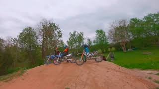 Drones, Dirt bikes & New Friends // FPV Freestyle