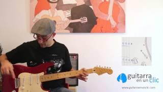 Como Usar Las Pastillas De Una Fender Stratocaster - Curso Guitarra Eléctrica