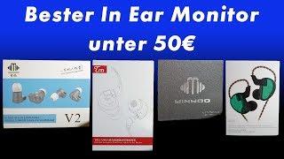 Die besten In Ear Monitore unter 50 Euro von KZ, YinYoo, TRN   TechBoss   Deutsch   2019