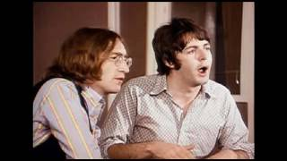 The Beatles - two of us RARE