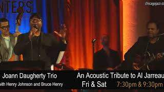 Winter's Jazz Club features a Tribute to Al Jarreau, Spider Saloff and Dana Hall