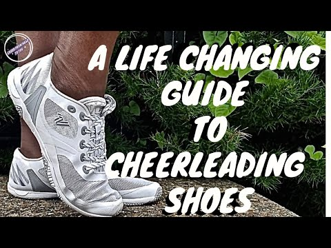 Cheerleading Shoes explained: why your cheer  shoes don't fit properly
