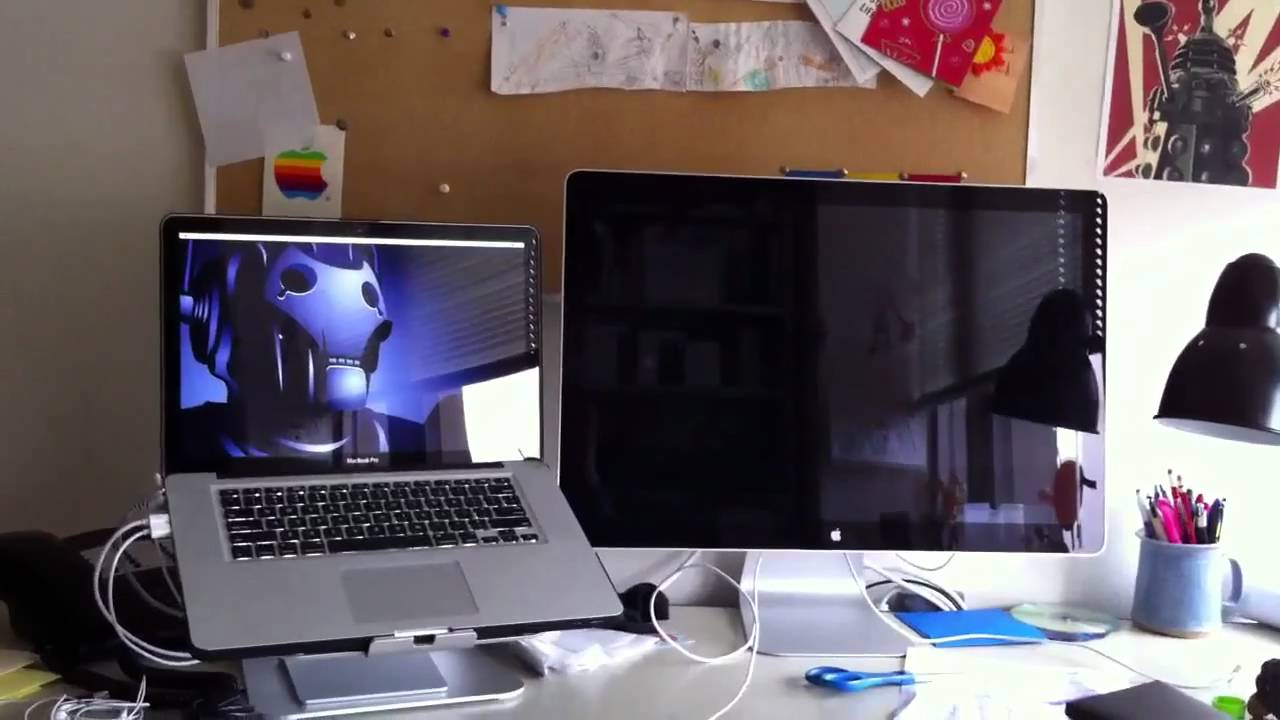 Some MacBook Pro Thunderbolt Ports Are Messing With Cinema Displays