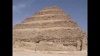 Memphis and the Pyramids at Saqqara and Giza, Egypt