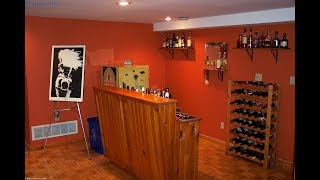 23 Cool Basement Bar Ideas For Your Home