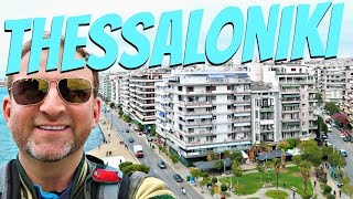 Thessaloniki Greece Travel Guide  | What To See Fast Vacation Vlog