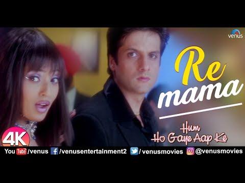 Re Mama - 4K Video Song   Hum Ho Gaye Aapke   Fardeen Khan   Sunidhi Chauhan   Best Bollywood Songs