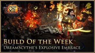 PATH OF EXILE - Build Of The Week S9E2 DreamScythe