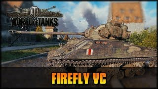World of Tanks - Live: Firefly VC - Premium [ deutsch 🐄 gameplay ]