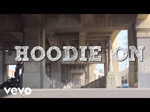 Matt and Kim - Hoodie On (Lyric Video)