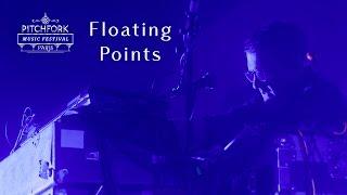Floating Points | Pitchfork Music Festival Paris 2016 | Full Set | PitchforkTV