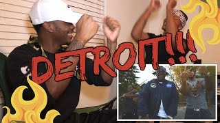 Tee Grizzley   FIRST DAY OUT (( REACTION ))   LawTWINZ!!!