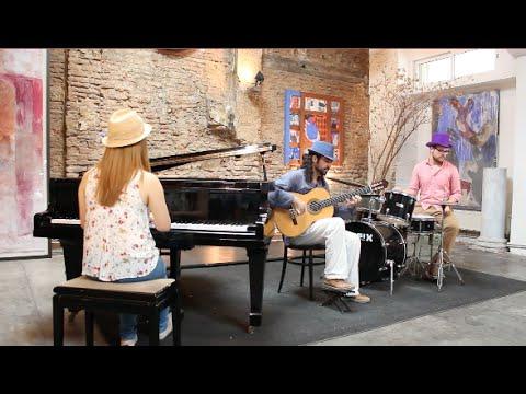 """""""Chorinho"""" Piano Trio (Brazilian)"""