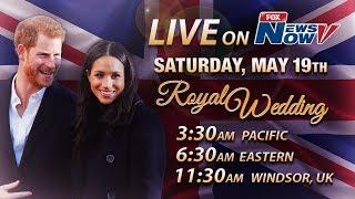 FULL COVERAGE: Prince Harry and Meghan Markle Royal Wedding | Kholo.pk