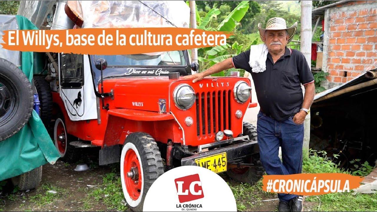 #Cronicápsula | El Willys, base de la cultura cafetera