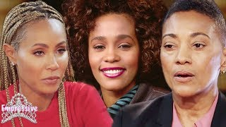 Whitney Houston's friend/former lover, Robyn Crawford, spills shocking tea! (RED TABLE TALK)