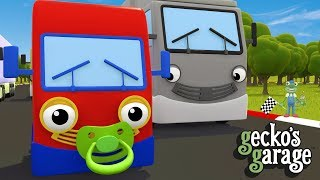 Baby Truck Song (Beep Beep) With Lyrics | Baby Shark | Gecko's Garage