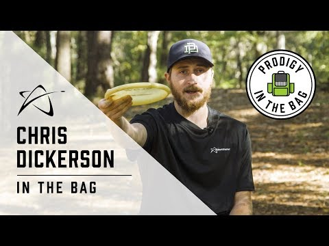 Youtube cover image for Chris Dickerson: 2018 In the Bag