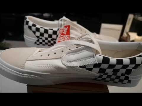 Vans Checkerboard Slip-on Cap 2019 Review