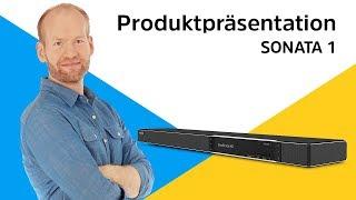 SONATA 1   Bild und Ton werden eins.   TechniSat