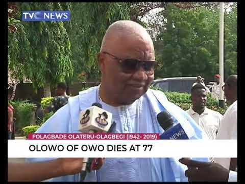 Olowo of Owo dies at 77