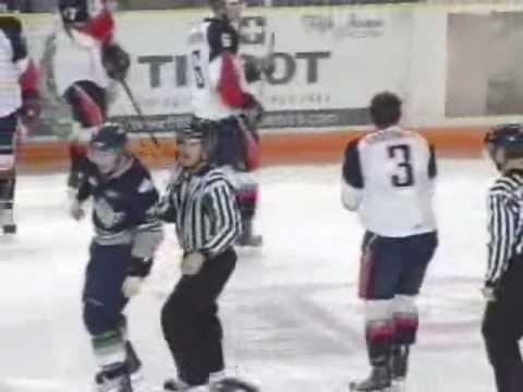 Brandon Underwood vs. Mitch Elliot