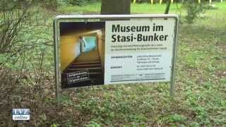 preview picture of video 'Museum im Stasi-Bunker in Machern - Tourismusfrühstück on tour'