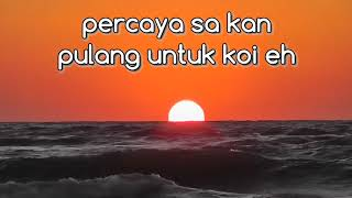 Tunggu Sa Pulang - M.A.C X QIBATA CREW X BLAGER X B.H.C ( OFFICIAL VIDEO LIRIK )