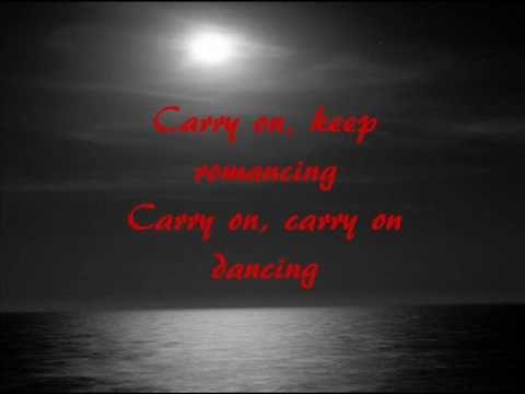 Música Carry On Dancing