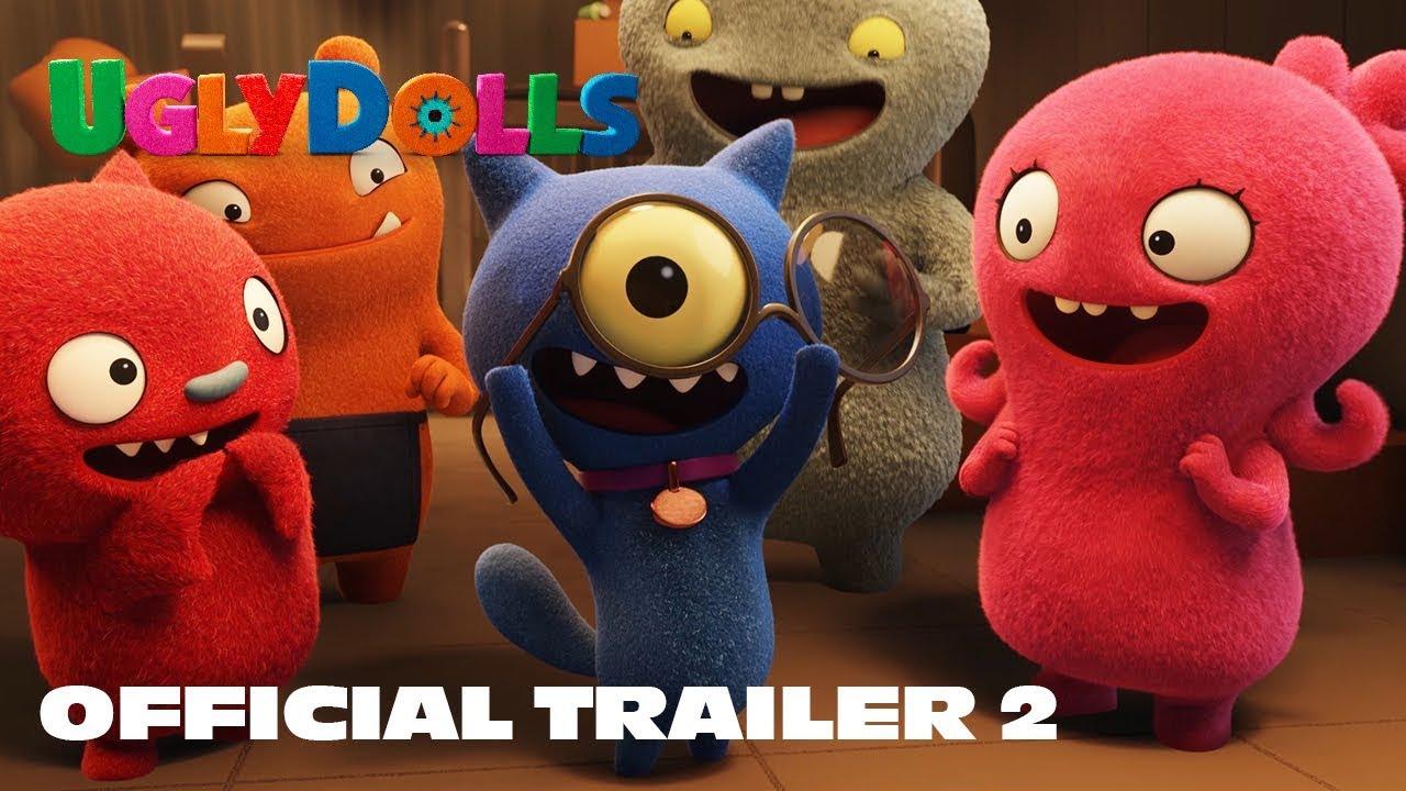 Trailer för UglyDolls