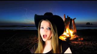 A little bluer than that - Jenny Daniels singing (Irene Kelley / Alan Jackson Cover)