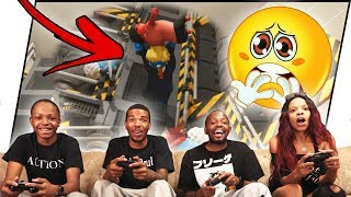 President Slump Is BACK To Throw Them Hands! - Gang Beasts Gameplay