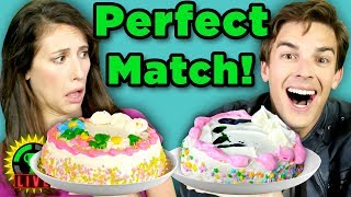 Is it Art...or UGLY? | Nailed It Cake Challenge