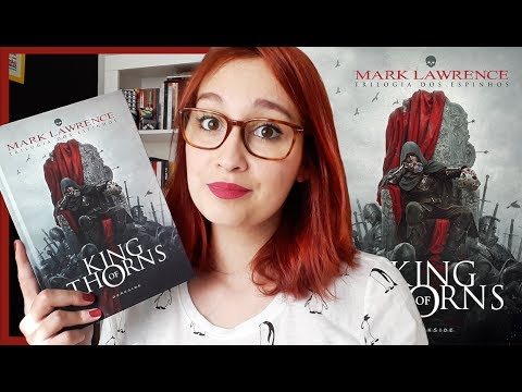 King of Thorns (Mark Lawrence) | Resenhando Sonhos