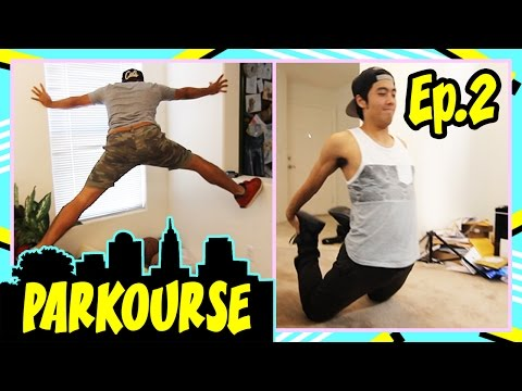 Parkourse at Home! (ep.2)