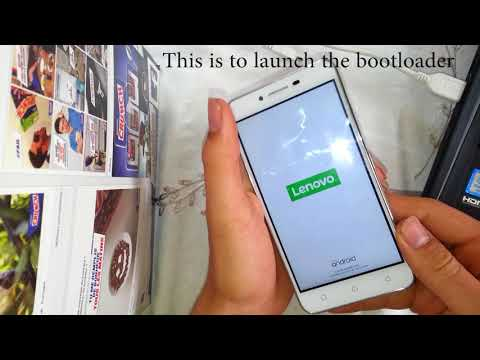 How to Download and Flash Lenovo Vibe K5 A6020L36 Stock Rom (flash