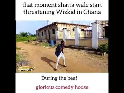 Impersonating Wizkid in Ghana