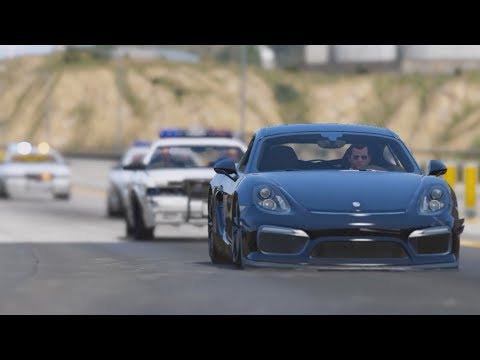 GTA 5 Online - How To Get Car Back From Cops Without Giving Fine Of 250$ (Impounded)