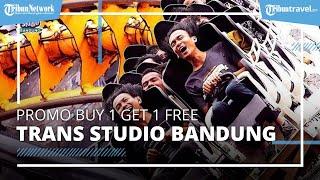 Tetap Buka Selama Libur Lebaran 2021, Trans Studio Bandung Bagikan Promo Buy 1 Get 1