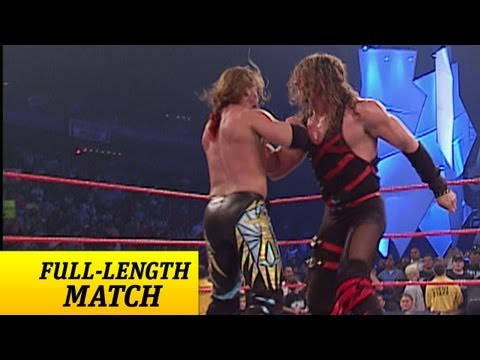 FULL-LENGTH MATCH - Raw - Chris Jericho vs. Kane - Intercontinental Championship Match