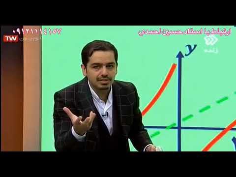 اموزش كاربرد مشتق توسط مهندس امير مسعودي