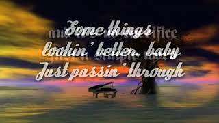 Elton John   SACRIFICE   Lyrics HQ 358p 25fps H264 128kbit AAC