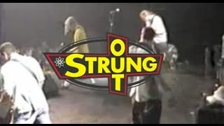 STRUNG OUT mad mad world MONTREAL 1995