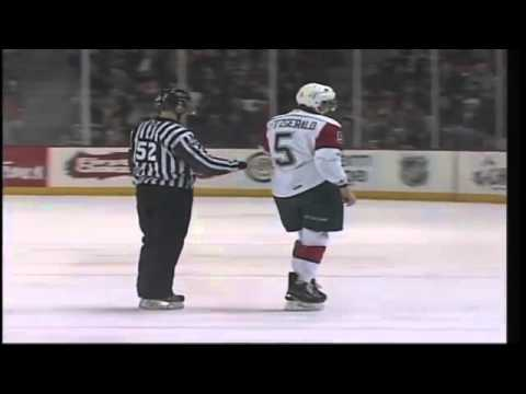 Cavan Fitzgerald vs. Raphael Corriveau